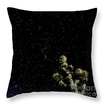 Simply Star's Throw Pillow