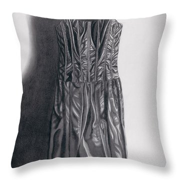 Sin Cuerpo Throw Pillow