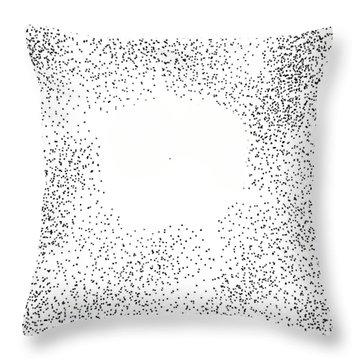 Single... Throw Pillow
