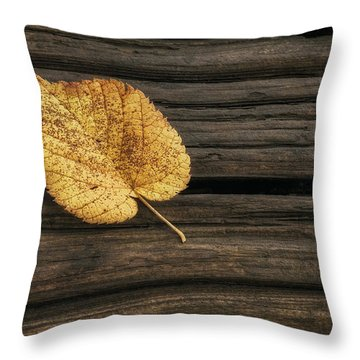 Wood Grain Throw Pillows