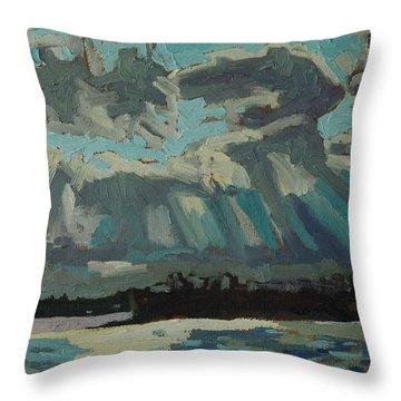 Singleton Cold Front Throw Pillow