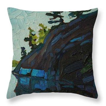 Singleton South Shore Throw Pillow