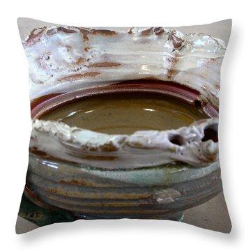 Sink Series 0028 Throw Pillow by Richard Sean Manning