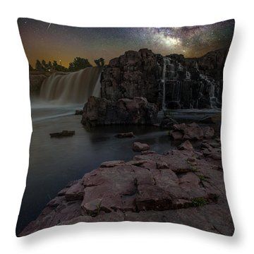 Sioux Falls Dreamscape Throw Pillow