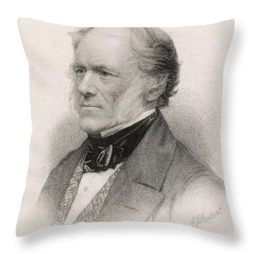 Geologist Throw Pillows