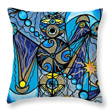 Sirius Throw Pillow
