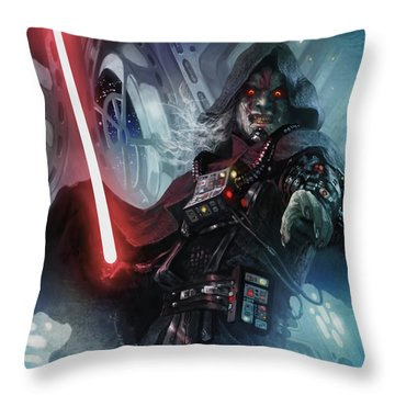Sith Cultist Throw Pillow