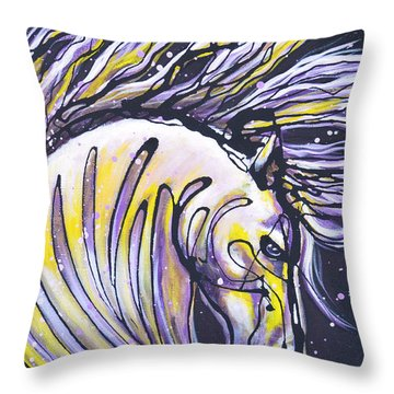 Sizzling Hot Throw Pillow