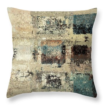 Skouarioz - S3cf2t Throw Pillow by Variance Collections
