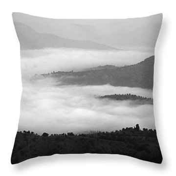 Throw Pillow featuring the photograph Skc 0064 Heaven On Earth by Sunil Kapadia