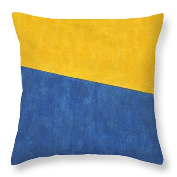 Skc 0303 Co-existance Throw Pillow