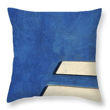 Throw Pillow featuring the photograph Skc 0304 Parallel Paths by Sunil Kapadia
