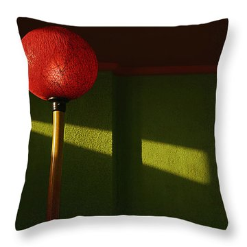Skc 0469 Glow Of Light Throw Pillow