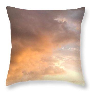 Sky 2 Throw Pillow