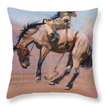Horse Art Throw Pillows