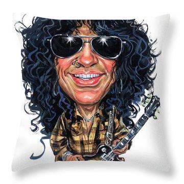 Velvet Revolver Throw Pillows