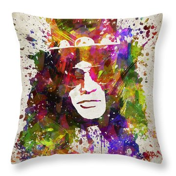 Slash Throw Pillows