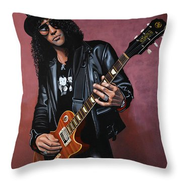 Hard Rock Throw Pillows