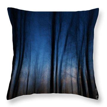 Sleepwalking... Throw Pillow
