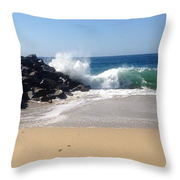 Slow Mojo Throw Pillow