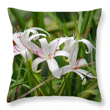 Small Details Throw Pillow