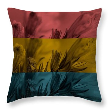Smells Like Teen Spirit Throw Pillow by Holley Jacobs