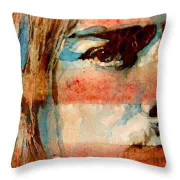 Smells Like Teen Spirit Throw Pillow