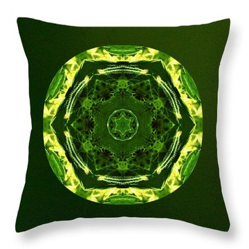 Smilabis Throw Pillow