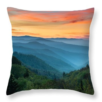 Tennessee Throw Pillows