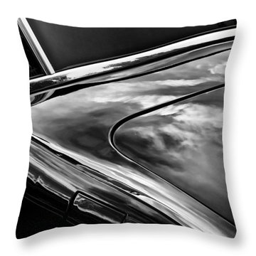 Smooth Throw Pillow by John Hansen