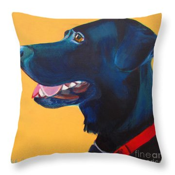 Snap Throw Pillow