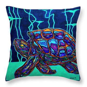 Snapping Throw Pillows