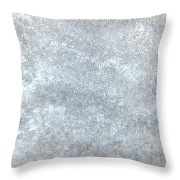 Throw Pillow featuring the photograph Snow Yourself by Marc Philippe Joly