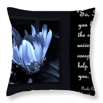 So I Love You Throw Pillow by Barbara St Jean