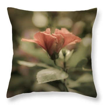 Soft Beauty Throw Pillow