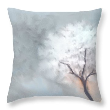 Soft Dream Throw Pillow