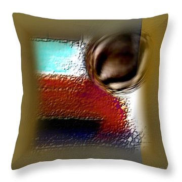 Soft Impact Throw Pillow