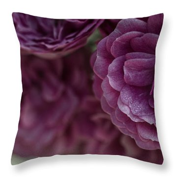 Throw Pillow featuring the photograph Soft Melody by Julie Andel