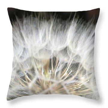 Throw Pillow featuring the photograph Softness Of The World by Ausra Huntington nee Paulauskaite