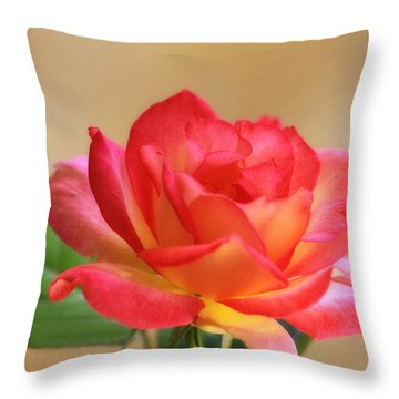 Solitare Throw Pillow