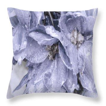 Solomons Proverbs Throw Pillow by Jean OKeeffe Macro Abundance Art