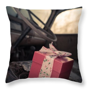 Someone Remembered Throw Pillow