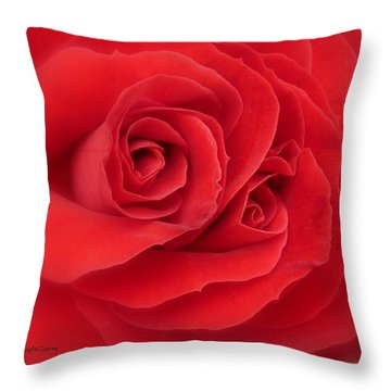 Someone Watch Over Me Throw Pillow