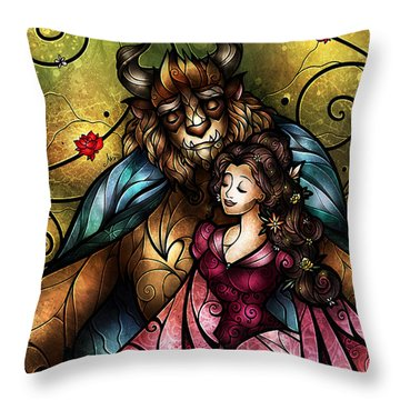 Something Sweet Throw Pillow