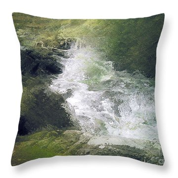 Somewhere Only We Know 3 Throw Pillow