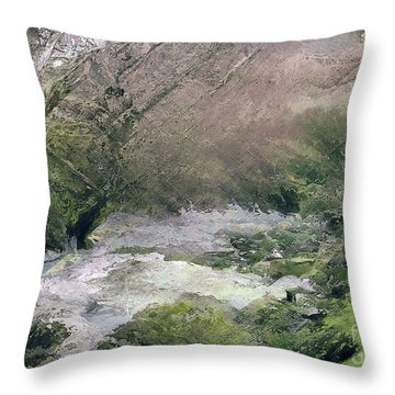 Somewhere Only We Know 4 Throw Pillow