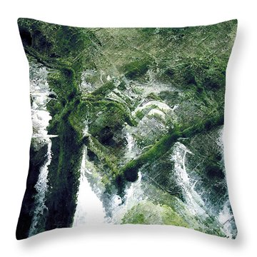 Somewhere Only We Know 1 Throw Pillow