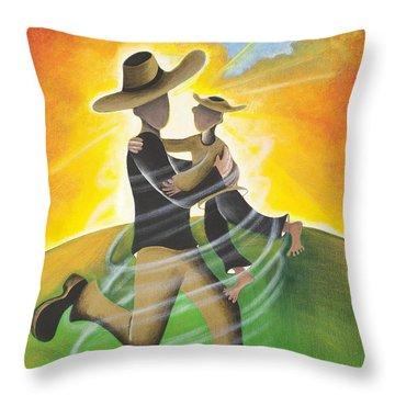 Son Light Throw Pillow