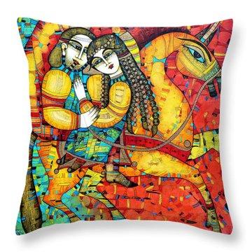Fairy Tales Throw Pillows