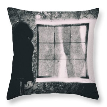 Sonneteer Throw Pillow by Bob Orsillo